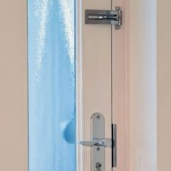 Kierstandhouder houten deur